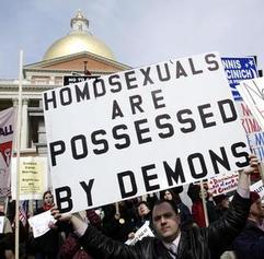 Gay discrimination history