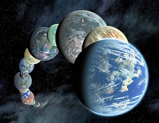 exoplanets upside down